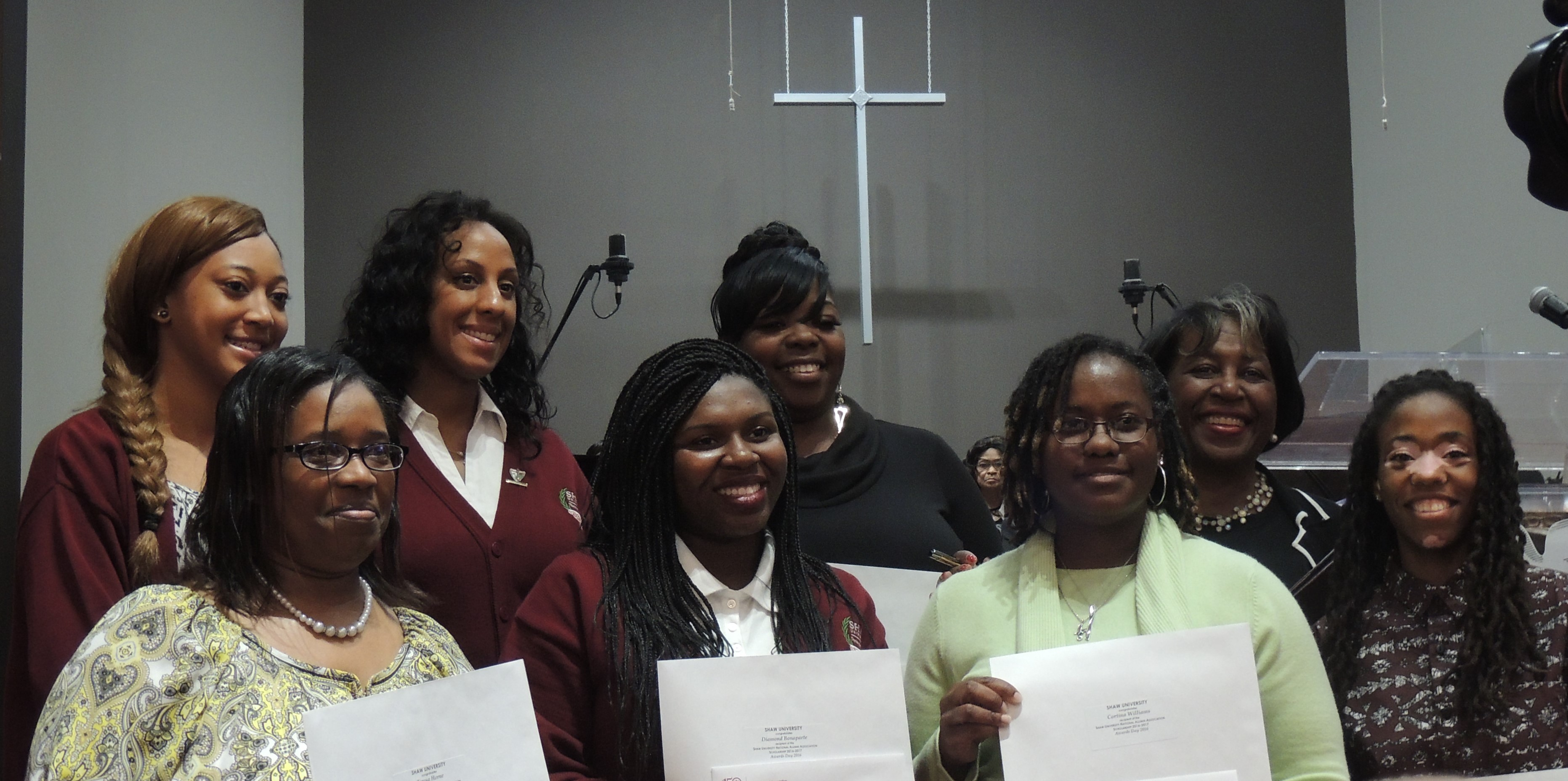NAA Scholarship Recipients